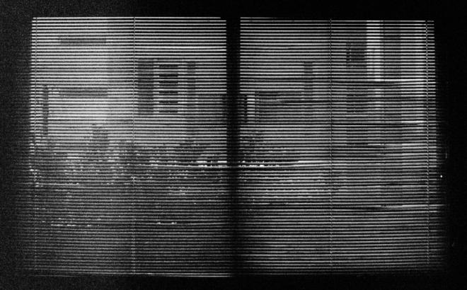 """טובה לוטן, """"ללא כותרת"""", 2011, תצלום שחור-לבן, 30X60 ס""""מ"""